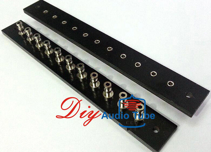 Guitar Amplifier Board 11 Pins , Amplifier PCB Board For HIFI Guitar Amp
